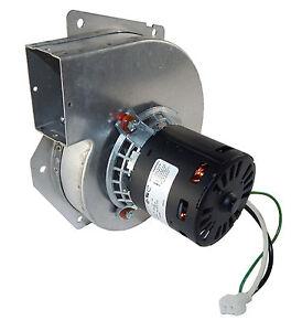 Trane Furnace Draft Inducer Blower Jakel J238 138 1344 115v Fasco A143 Ebay