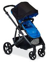 Britax 2017 B-ready Stroller In Capri Brand