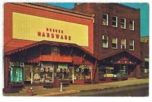 Merveilleux Image Is Loading Vintage 1970s Burger Hardware Postcard Sugarcreek Ohio  Andreas