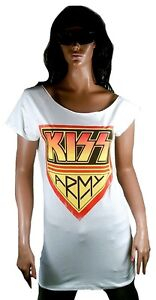 Tunika T Kiss Official Amplified Club Army Cool Vip Designer G Star m shirt Rock pY5qxA6