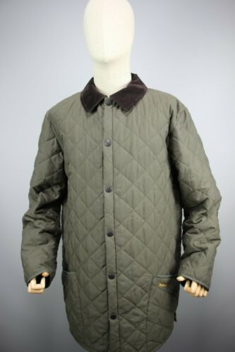 Barbour mens green eskdale Quilted Puffer Jacket