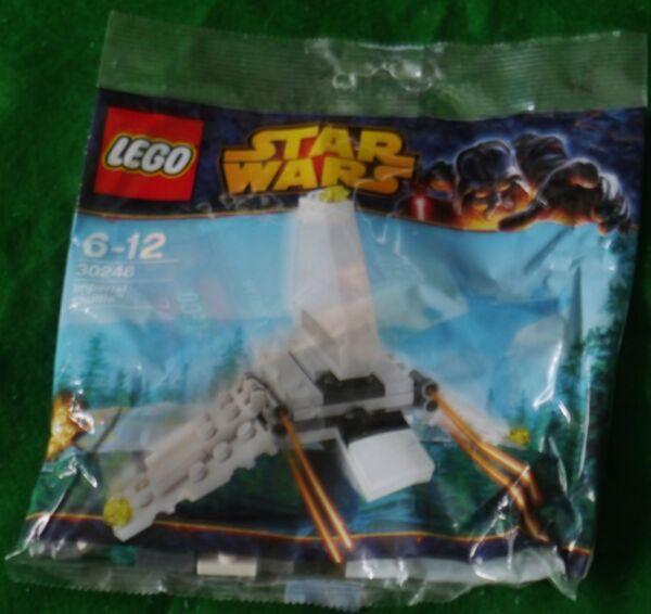 * Lego: Star Wars-imperial Shuttle 30246-kit Completo Sigillato [xii]