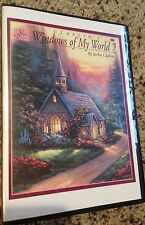 Windows of My World 7 'Digital Edition' by Jackie Claflin Official JPEG & PDF CD