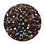 thumbnail 45 - 1000-Rhinestones-Crystal-Flat-Back-Resin-Nail-Art-Face-Gems-Crafts-Festival
