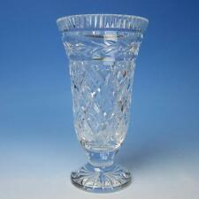 Waterford Crystal - Unknown Pattern - Vase - 7 inches