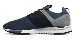Details about NIB New Balance MRL247RN 247 LUXE PREMIUM SUEDE LEATHER LIFESTYLE SNEAKERS 8 13