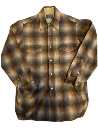 Vintage Pendleton flannel shirt