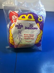 MIP-1998-McDONALDS-HAPPY-MEAL-DISNEY-039-S-034-A-BUG-039-S-LIFE-034-8-034-MOBILE-FIGURINE-034-TOY