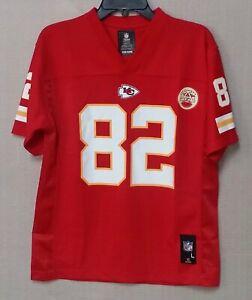 NFL Kansas City Chiefs Football Dwayne Bowe #82 Jersey Youth Size ...