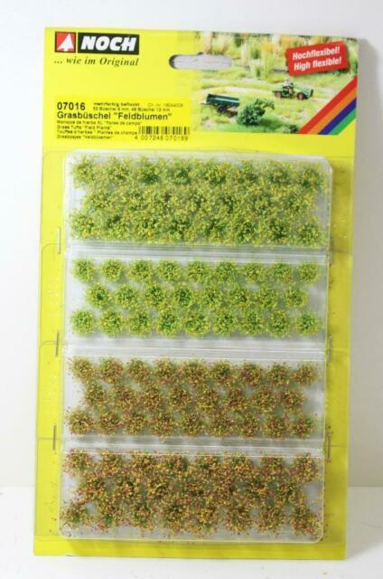 Noch 07016 HO 1 x pack of Grass Tufts Field Plants New FNQHobbys