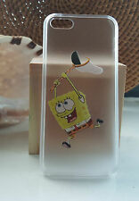 SPONGE BOB  - DISNEY  Case Cover Phone iPhone 6S
