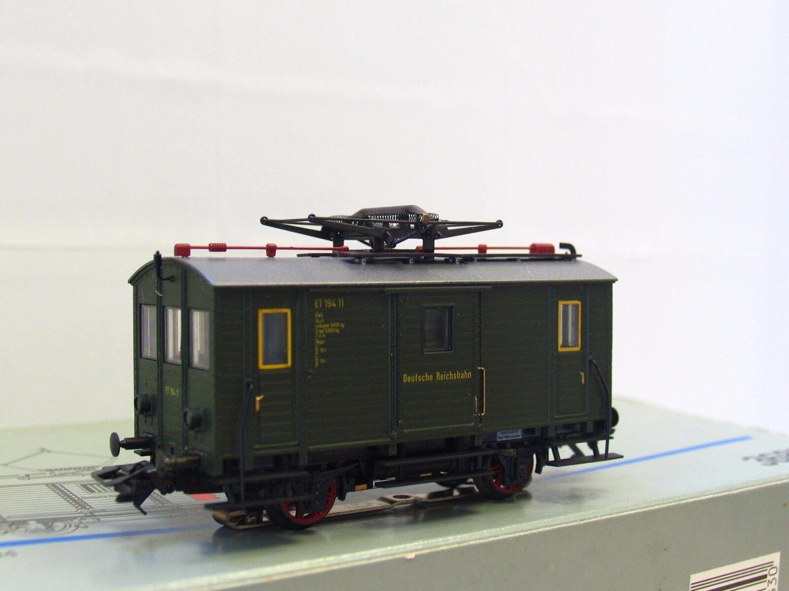 h0 3683 Borsaagli trainante carrello et 194 11 DRG Digital OVP  tr1214
