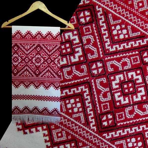 200x30cm Ukrainian rot RUSHNYK Hutsul Hand Embroiderot Rustic WEDDING Towel