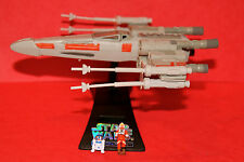 STAR WARS LUKE SKYWALKER'S X-WING ACTION FLEET LOOSE COMPLETE
