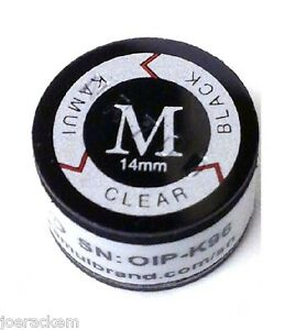 1-Kamui-BLACK-CLEAR-MEDIUM-M-Tip-FREE-US-SHIPPING