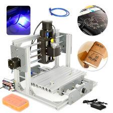 Cnc 2417 Usb Desktop Metal Mini Engraver Pcb Milling Machine Diy Mill Router Kit