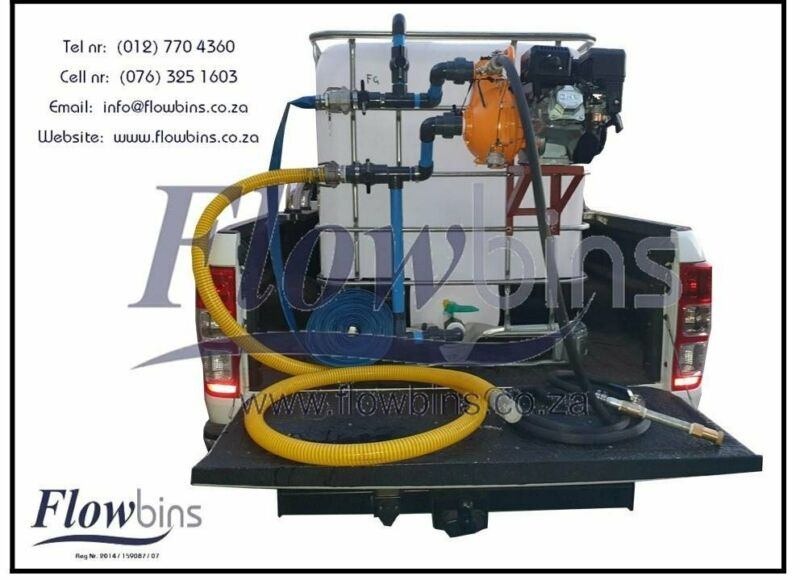 NEW 1000L Water Bowsers - Fire Fighters - Multi Purpose from R7990