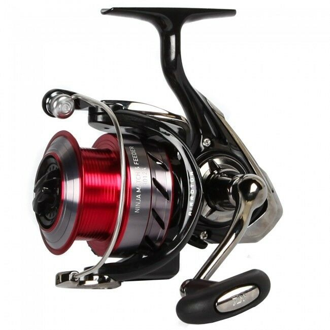 Daiwa Ninja 4012A Reel Front Drag Match & Feeder Reel NEW - NJ4012A