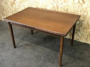 60er 70er Jahre Tisch Eßtisch Dining Table Teak Danish Modern Design