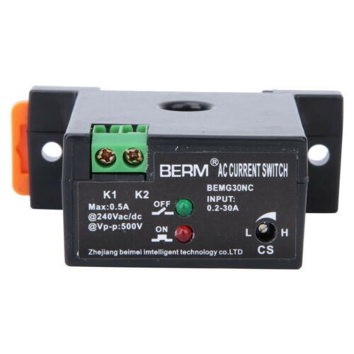 Flameproof Adjustable Current SensingSwitch Self-Powered SensingSwitch New