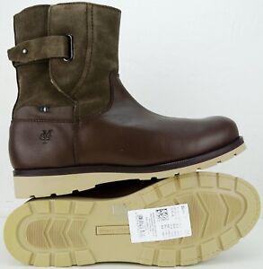 Details zu Marc O'Polo Boots Bootie Damen Stiefeletten Winterboots Leder Schuhe Gr40,5 NEU