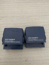 1pcs Dtx Cha001a Cat 6 Channel Adapter For Fluke Dtx 1800 Dtx 1200
