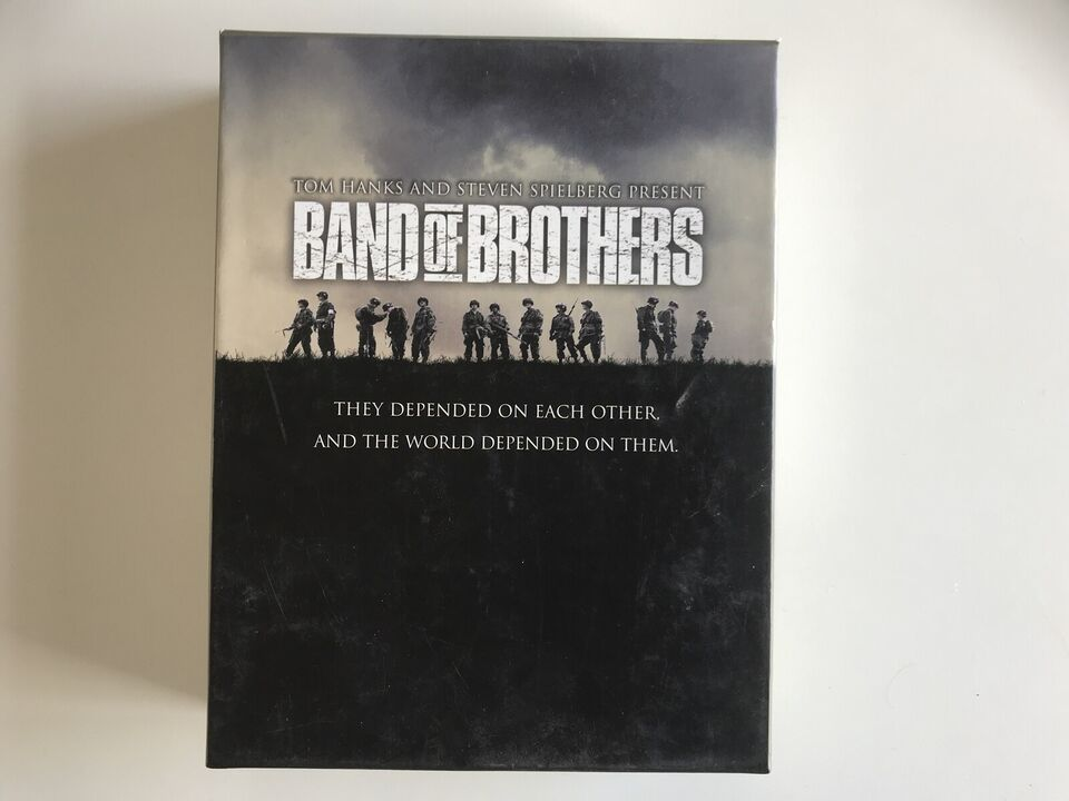 Band of Brothers, DVD, drama