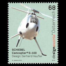 "Austria 2015 - Designs ""Schiebel Camcopter S-100"" Aviation - Sc 2583 MNH"
