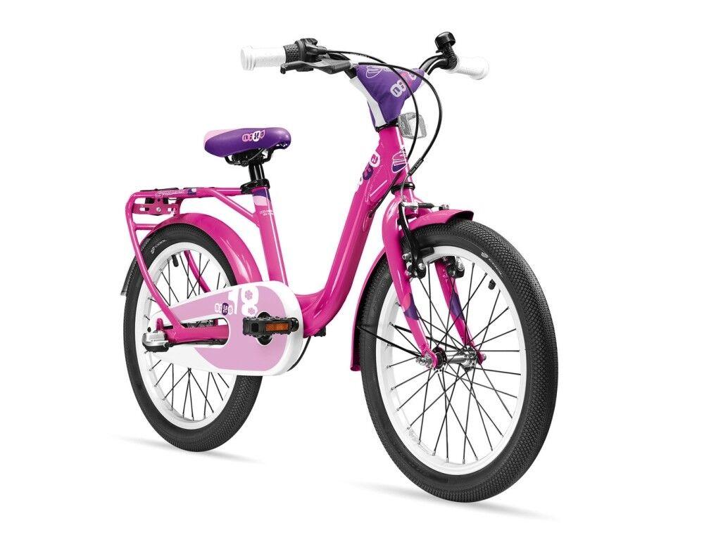 Kinder Fahrrad S`COOL nixe nixe nixe alloy 18 3-S - versch. Farben 688f0f