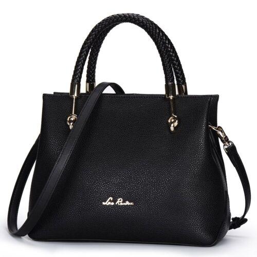 Women/'s Cow Leather Shoulder Handbag Casual Luxury Solid Exclusive Design Bags