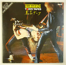 """2x12"""" LP - Scorpions - Tokyo Tapes - k3244 - washed & cleaned"""
