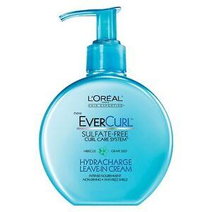 L'Oreal® Paris Hair Expertise EverCurl Hydracharge Leave ...