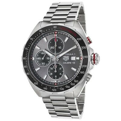 NEW Tag Heuer Formula 1 Men's Chronograph Watch - CAZ2012.BA0876