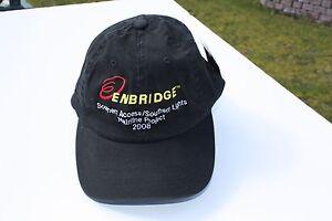 Details about Ball Cap Hat - Enbridge - Southern Access Lights Oil Gas  Pipeline 2008 (H1713)