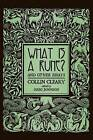 What Is a Rune? and Other Essays by Collin Cleary (Paperback / softback, 2015)