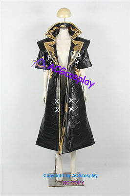 Final Fantasy XIV Janny Wolverine Coat Cosplay Costume ACGcosplay