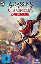 Assassin'S CREED Chronicles: India-UPLAY KEY CODE-costumi assassins - [NO STEAM] PC