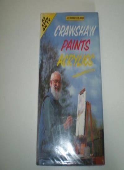 Crawshaw Paints Acrylics By Alwyn Crawshaw