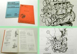 Ford-Granada-Dieselmotor-Klimaanlage-Schulungshandbuch-12-1977