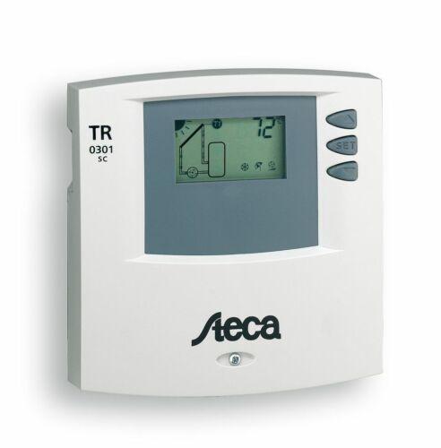 Solarregler Temperaturregler Solar Steca TR 0301sc