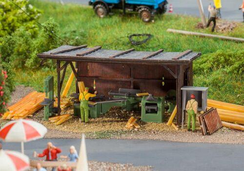 Epoca III Nuovo KIT lavorazione del legno Macchine Faller 180961 h0