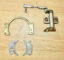 1953  Mercury Mark 15 Outboard Magneto Hold down Advance gear & linkage