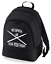 WEAPONS OF MASS PERCUSSION BackPack Unisex Rucksack Bag Drummer/'s Drum Sticks