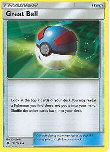 POKEMON-SUN-amp-MOON-CARD-GREAT-BALL-119-149