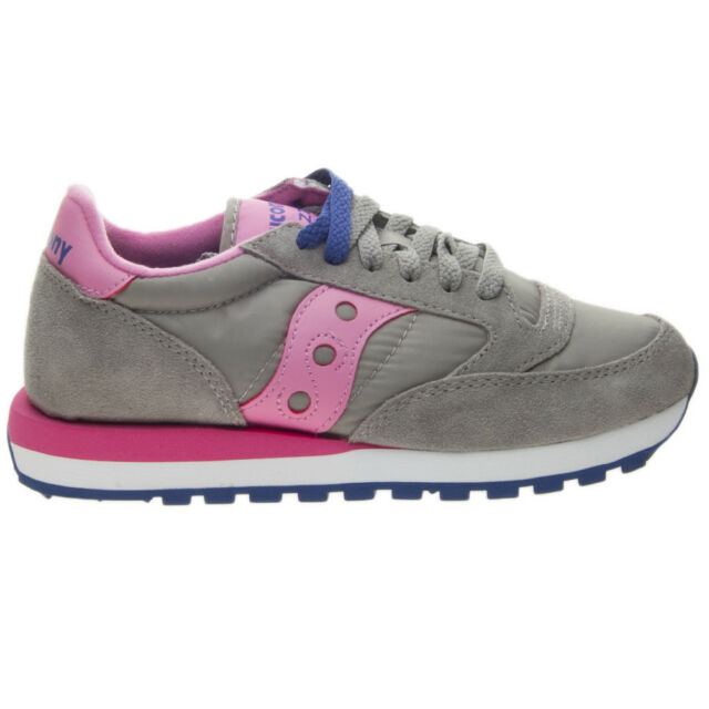 Saucony Jazz O' Sneakers Greypink Scarpe Donna modello 1044 463 Taglia 8