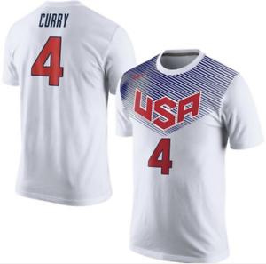 stephen curry team usa jersey