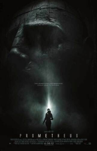 """27x40/"""" Theater Size PROMETHEUS  Movie Poster Licensed-NEW-USA"""