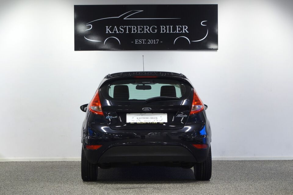 Ford Fiesta 1,6 TDCi 90 ECO Diesel modelår 2009 km 214000