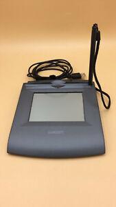 WACOM-STU-500-LCD-Unterschriften-Pad-Signature-Pad-mit-Stift-und-USB-Kabel