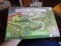 Mission Command: Land Game Brand Sealed Milton Bradley